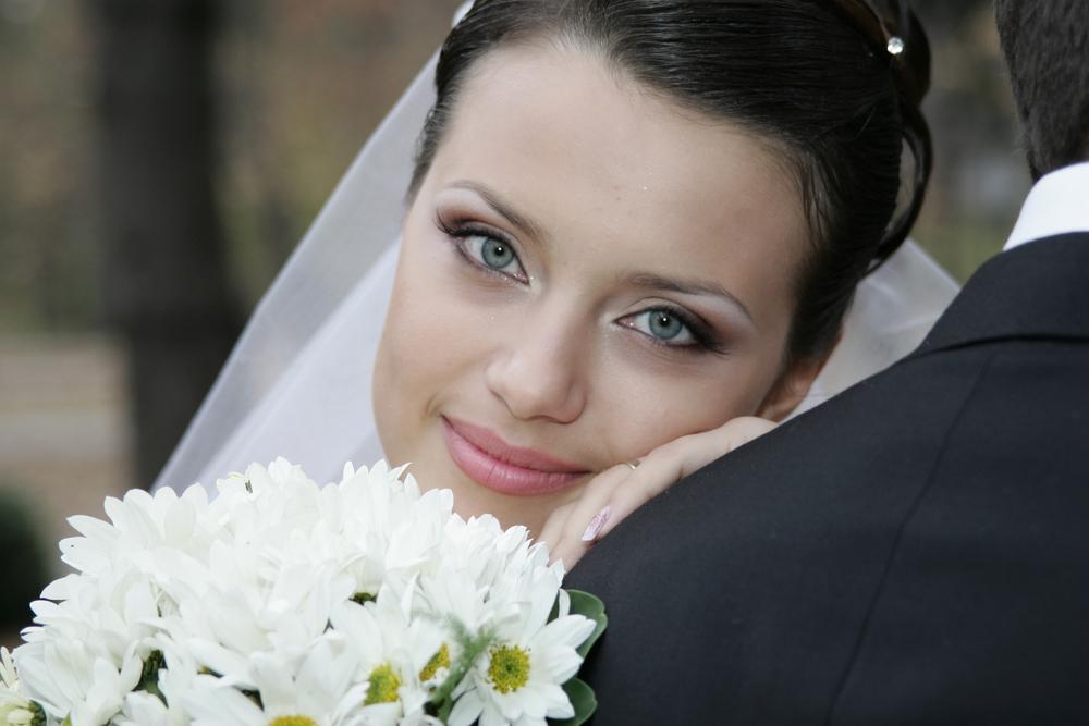 Макияж на свадьбу с фото